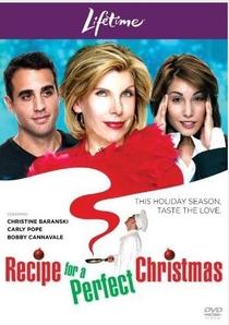 Receita para um Natal Perfeito - Poster / Capa / Cartaz - Oficial 1