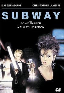 Subway - Poster / Capa / Cartaz - Oficial 1