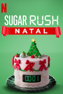 Sugar Rush de Natal - Poster / Capa / Cartaz - Oficial 2