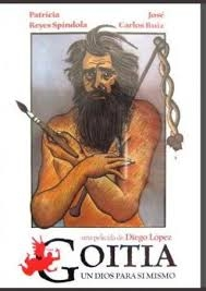 Goitia, un dios para sí mismo - Poster / Capa / Cartaz - Oficial 1