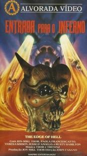 Entrada para o Inferno - Poster / Capa / Cartaz - Oficial 2