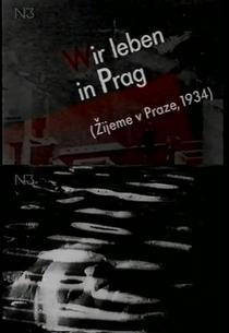 Vivemos em Praga - Poster / Capa / Cartaz - Oficial 1
