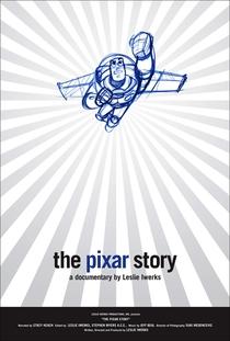 A História da Pixar - Poster / Capa / Cartaz - Oficial 1