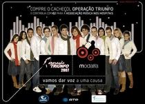 Operação Triunfo (3ª Temporada) - Poster / Capa / Cartaz - Oficial 1