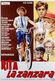 Rita, o Mosquito - Poster / Capa / Cartaz - Oficial 1