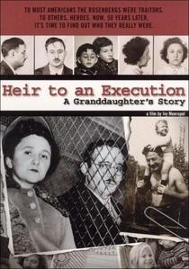 Herdeira de uma  Execução - Poster / Capa / Cartaz - Oficial 1