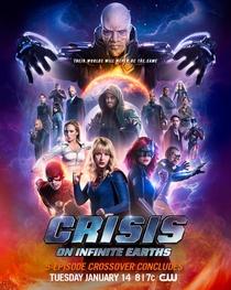Crise nas Infinitas Terras - Poster / Capa / Cartaz - Oficial 1