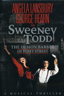 Sweeney Todd: The Demon Barber of Fleet Street - Poster / Capa / Cartaz - Oficial 1