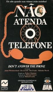Não Atenda o Telefone - Poster / Capa / Cartaz - Oficial 3