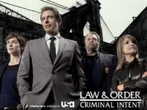 Lei & Ordem: Criminal Intent (8ª Temporada) - Poster / Capa / Cartaz - Oficial 2