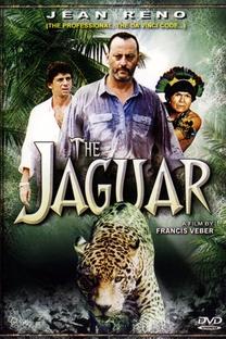 Le jaguar - Poster / Capa / Cartaz - Oficial 2