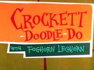 Sobrevivencia Na Floresta com Frangolino (Crockett-Doodle-Do)