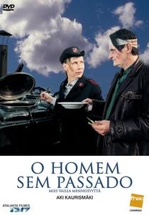 O Homem Sem Passado - Poster / Capa / Cartaz - Oficial 2