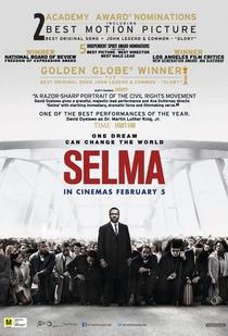 Selma: Uma Luta Pela Igualdade - Poster / Capa / Cartaz - Oficial 9