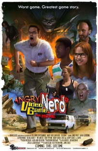 Angry Video Game Nerd: O Filme - Poster / Capa / Cartaz - Oficial 1