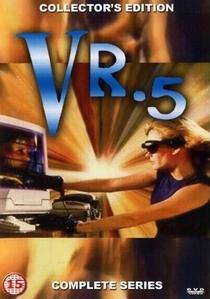 VR. 5 - Uma Realidade Além da Imaginação - Poster / Capa / Cartaz - Oficial 1