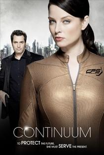 Continuum (2ª Temporada) - Poster / Capa / Cartaz - Oficial 2