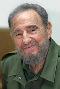 Fidel Castro (I) - Poster / Capa / Cartaz - Oficial 1