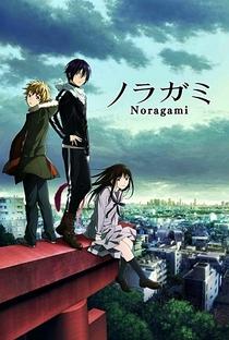 Noragami (1ª Temporada) - Poster / Capa / Cartaz - Oficial 7