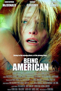 Being American - Poster / Capa / Cartaz - Oficial 1