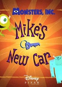 O Novo Carro do Mike - Poster / Capa / Cartaz - Oficial 1