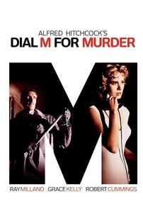Disque M Para Matar - Poster / Capa / Cartaz - Oficial 9