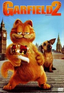 Garfield 2 - Poster / Capa / Cartaz - Oficial 1