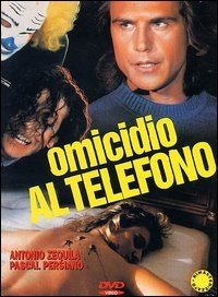 Omicidio al Telefono - Poster / Capa / Cartaz - Oficial 1