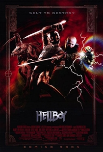 Hellboy - Poster / Capa / Cartaz - Oficial 8