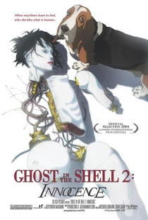 Ghost in the Shell 2: Innocence - Poster / Capa / Cartaz - Oficial 1