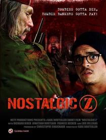 Nostalgic Z - Poster / Capa / Cartaz - Oficial 1