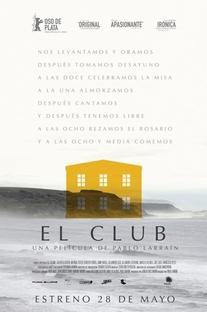 O Clube - Poster / Capa / Cartaz - Oficial 2