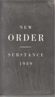 Substance 1989 - Poster / Capa / Cartaz - Oficial 2