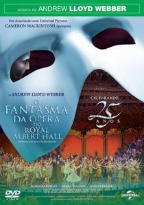 O Fantasma da Ópera No Royal Albert Hall - Poster / Capa / Cartaz - Oficial 3