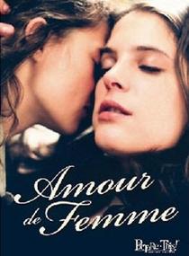 Um Amor de Mulher - Poster / Capa / Cartaz - Oficial 1