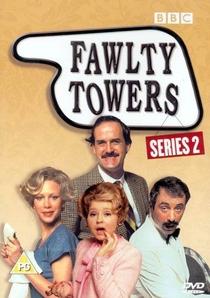 Fawlty Towers (2ª Temporada) - Poster / Capa / Cartaz - Oficial 3