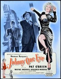 Johnny One-Eye - Poster / Capa / Cartaz - Oficial 6