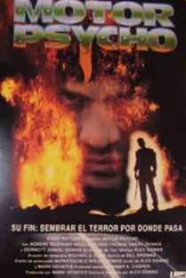 Motor Psycho - O Exterminador Implacável - Poster / Capa / Cartaz - Oficial 2