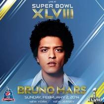 Super Bowl XLVIII Halftime Show: Bruno Mars - Poster / Capa / Cartaz - Oficial 2