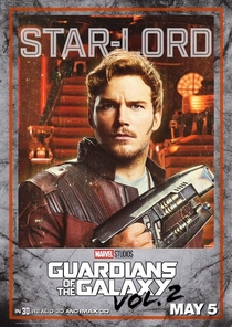 Guardiões da Galáxia Vol. 2 - Poster / Capa / Cartaz - Oficial 15