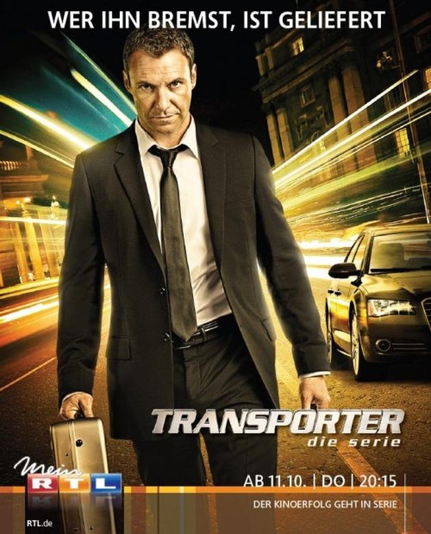 Filmagens da segunda temporada de 'Transporter: The Series' iniciam em fevereiro   Temporadas - VEJA.com