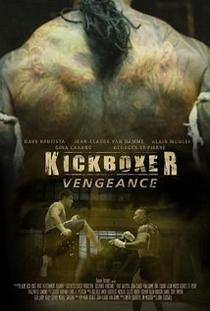 Kickboxer: A Vingança do Dragão - Poster / Capa / Cartaz - Oficial 3