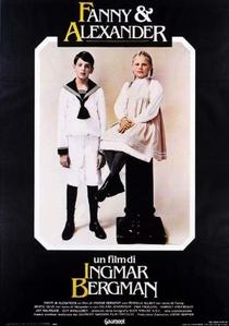 Fanny e Alexander - Poster / Capa / Cartaz - Oficial 11