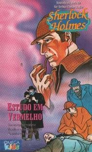 Sherlock Holmes - Um Americano Em Londres  - Poster / Capa / Cartaz - Oficial 2