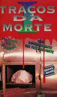 Traços da Morte - Poster / Capa / Cartaz - Oficial 3