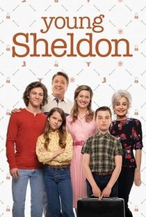 Jovem Sheldon (4ª Temporada) - Poster / Capa / Cartaz - Oficial 2