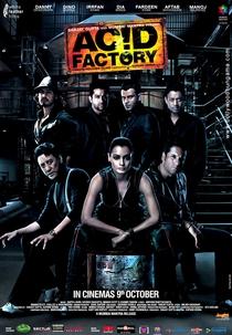 Acid Factory - Poster / Capa / Cartaz - Oficial 1