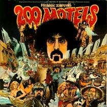 200 Motels - Poster / Capa / Cartaz - Oficial 1