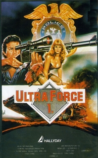 Comando Ultra Force - Poster / Capa / Cartaz - Oficial 4