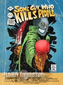 Um Cara que Mata Pessoas - Poster / Capa / Cartaz - Oficial 2